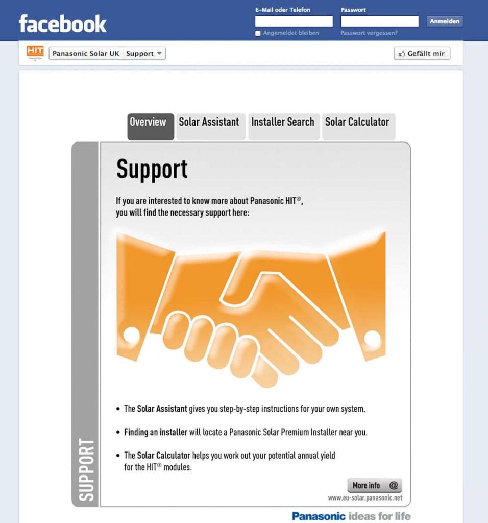 Panasonic_Solar_UK-Support_Facebook